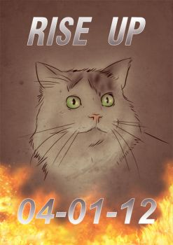 RISE UP!! by melies