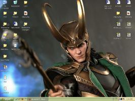 Hot-Toys ~Loki~ wallpaper by Mechanic-Star