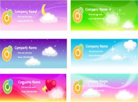 Free Vector Banners Background by freevectordownload