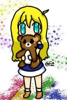 Request - Teddy by jamie23drawer