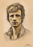 Dominic Howard by nirnalie