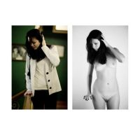 """from """"naked"""". Nadya 5 by ixabar"""