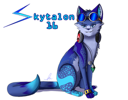 Deviantart ID 2015 by Skytalon16