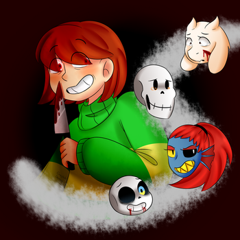 Genocide Run by graphite-demon-99