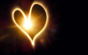 Heart Light Painting by TheBoomPow
