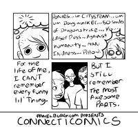 Connecticomics 1 by starlightv