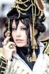 Jane Judith Jocelyn - Trinity Blood cosplay by YoukaiYuurei