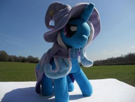 The Great and Powerful! by FeatherStitched