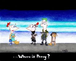 ...Where is Perry by EleanorTopsie