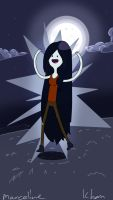 Adventure Time - Marceline v2 by Khan-the-cake-lover