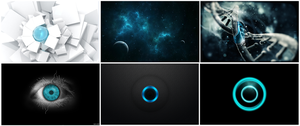 TECH-A Wallpapers by Ropeteer