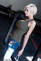Marie-Claude Bourbonnais 7 by Insane-Pencil