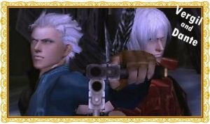 Vergil and Dante by cellamare