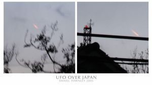 UFO over Japan by dtownley1