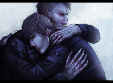 Brothers in arms. by vexnir