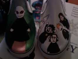 Potter Puppet Pals: Work in Progress by ej73223