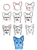 How-To-Draw Wolves Part 3 by DogWolf129