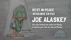 R. I. P. Joe Alaskey (1952-2016) by JPPAqui