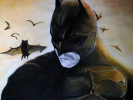 Batman by Sasoriakasuna1