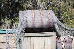 barrel by MLeighS