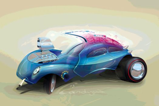 Beetle PunK RodZ .. by candyrod