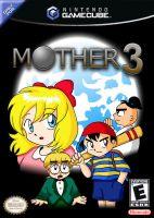 Mother 3 Box Art by emiliosan