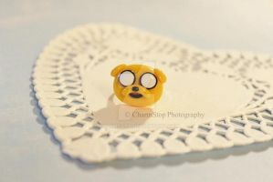 Polymer Clay Jake Ring by CharmStop