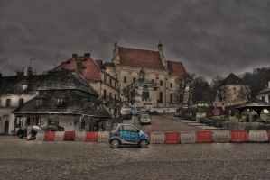 Kazimierz Dolny - church by mysterious-one