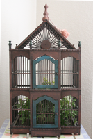 Bird Cage by LadyAmalthea12-stock