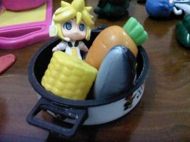 Len Soup by margarethere