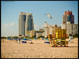 Miami Beach by djurban01