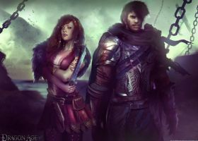 DRAGON AGE CRONICLES - Kirkwall by Eddy-Shinjuku