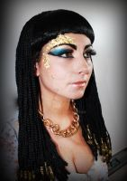 Egyptian Makeup 2 by Kan3xO