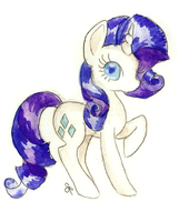 Rarity by ChiuuChiuu