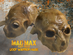Doof Warrior Mask Commission by SuspiciousTumbleweed