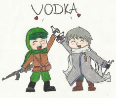 VODKA!!!!! by tamaraariel