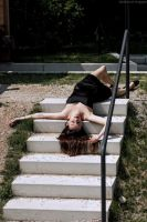 Too much sun for the lady by lakehurst-images