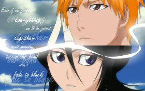 IchiRuki wall: Our Bond by Naru-Nisa