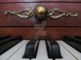 Brass and Keys by RemingtonPhotography