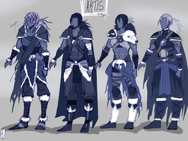 Artis Clothing Concepts by Ryuuuna