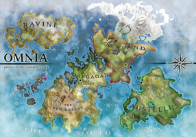 Omnia - Revised Map by EjLowell