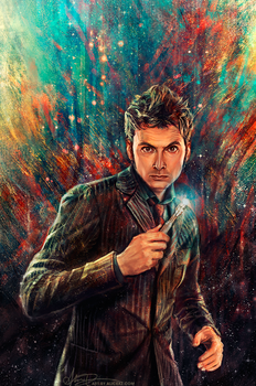 Doctor Who: The Tenth Doctor by alicexz