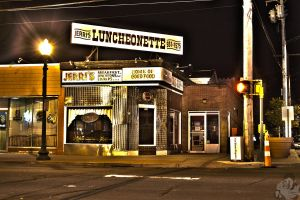 Jerri's Luncheonette HDR2 by patganz