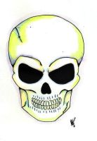 Skull by AndyBorges