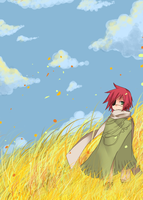 DGM: Little Lavi by RainbowMaple