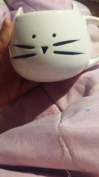 Cat Mug Part 1 by iloveuyou111