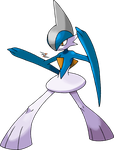 Gallade v.2: Shining by Xous54