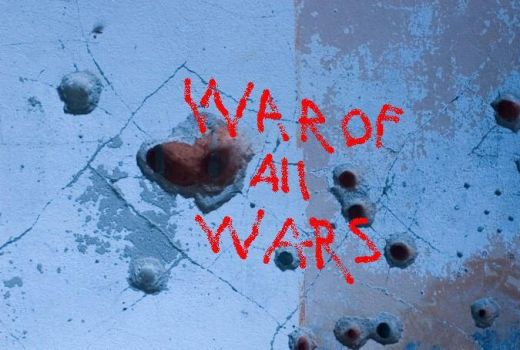 War of All Wars Banner by AkamarusXNeliel