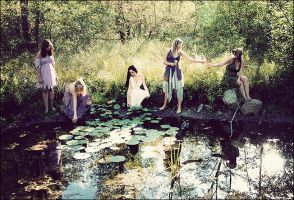 Fairy's by the water by PMBL