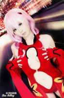Cosplay Guilty crown Inori by Korixxkairi